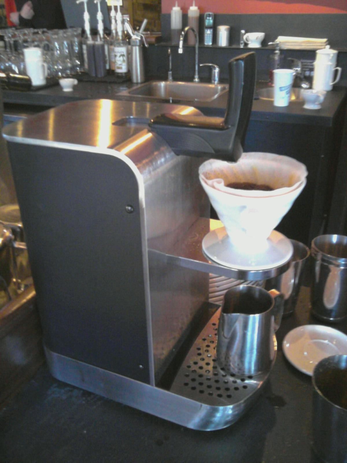 | Clover Pour OverWhy Not? Coffee