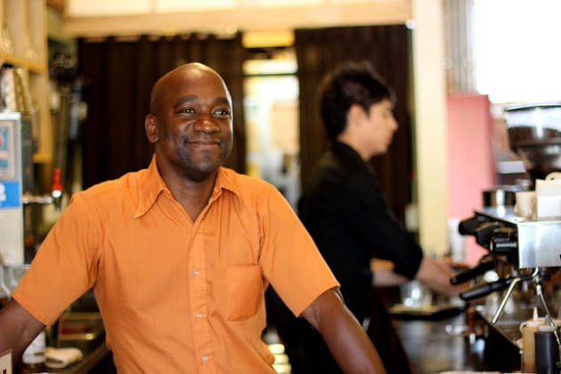 Brian Wells, Tougo Coffee